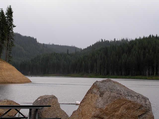 Byu deer creek reservoir research team for Deer creek fishing